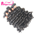 Hot selling beauty products factory natural wave Brazilian weaving machine made weft original Brizilian human hair extensions