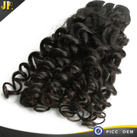 Grade 8A jerry curly popular wholesale virgin brazilian remy hair