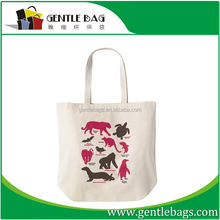 Lovely Shopping Tote Shoulder Cotton Canvas Bag