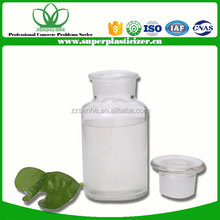concrete additive chemical water reducing agent for ready mix concrete