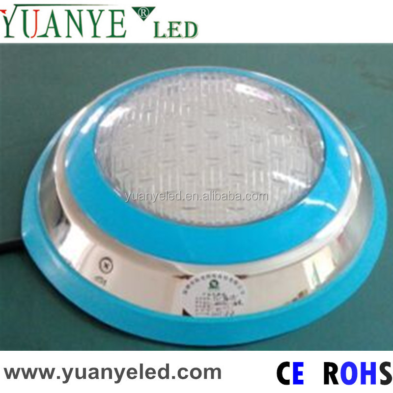 RGB PAR38/PAR56 led swimming pool light for swimming pool/boat/yacht
