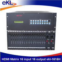 32 ports HDMI splitter switch 16 input 16 output 16*16 China Manufacturer