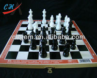 Obsidian and chauche chess Wholesale
