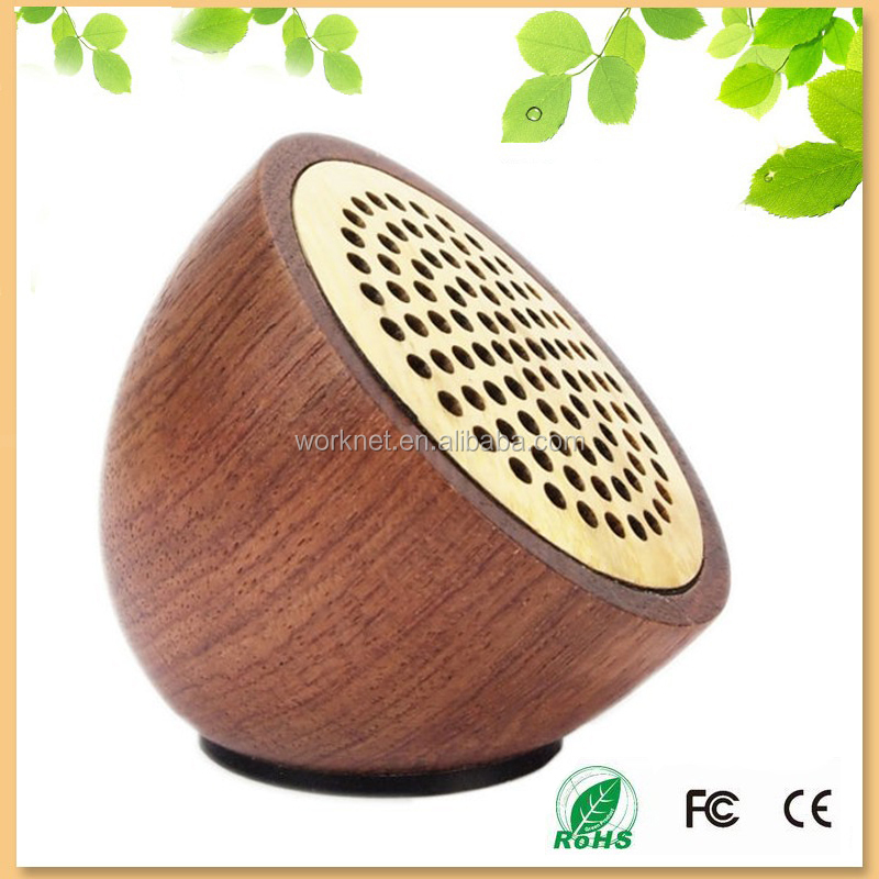 hot selling!!! <strong>100</strong>% handmade crafted real rosewood <strong>bluetooth</strong> speaker