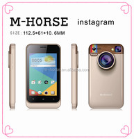 2016 Hot sell !!! 3.5 Inch 128+64MB Memory Two Sim Two Card Wholesale Mobile Phone