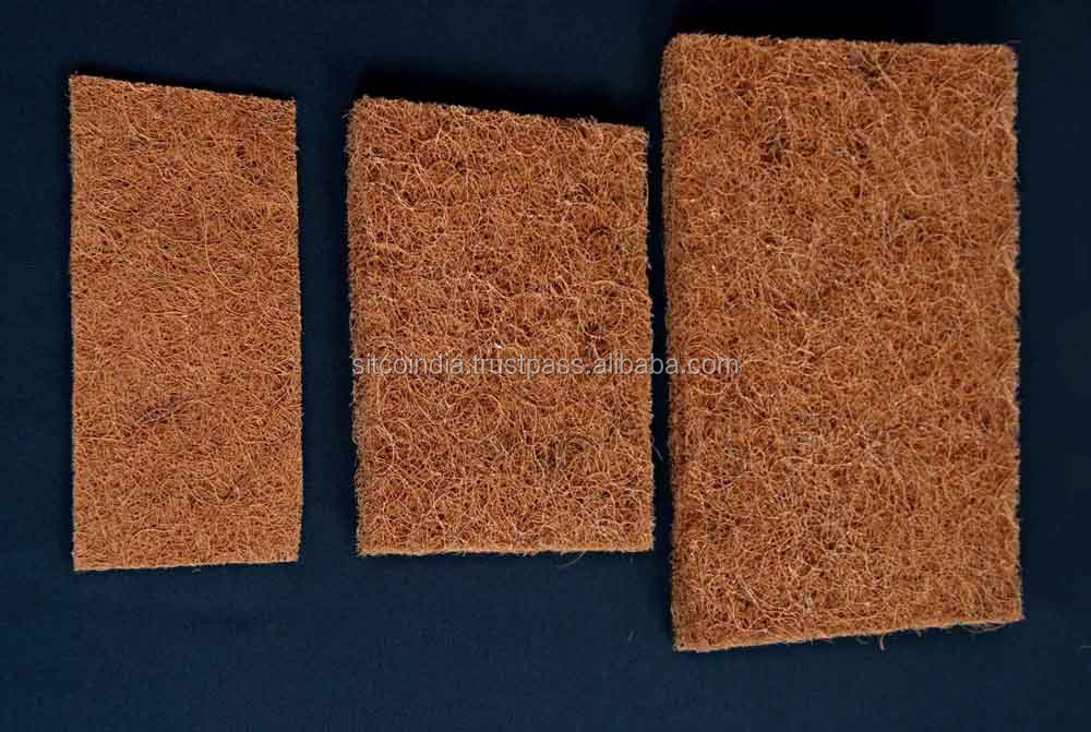NATURE COCONUT FIBER MATTRESS SHEET BOUND WITH NATURE LATEX