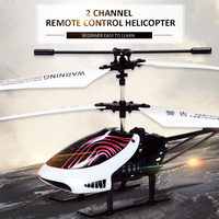 2016 Newest 2 Channel Super 3D RC Helicopter