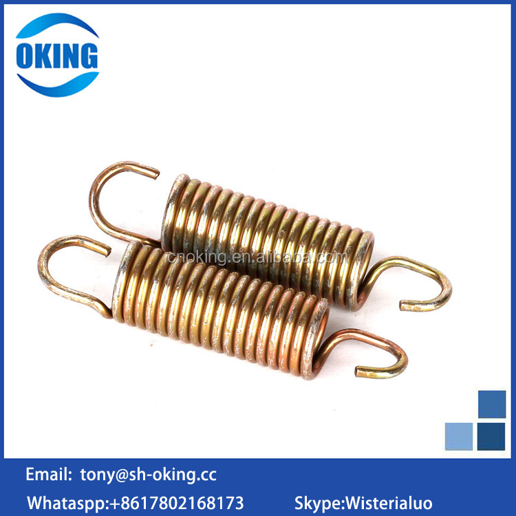 12-35Mm Inconel double hook tension spring