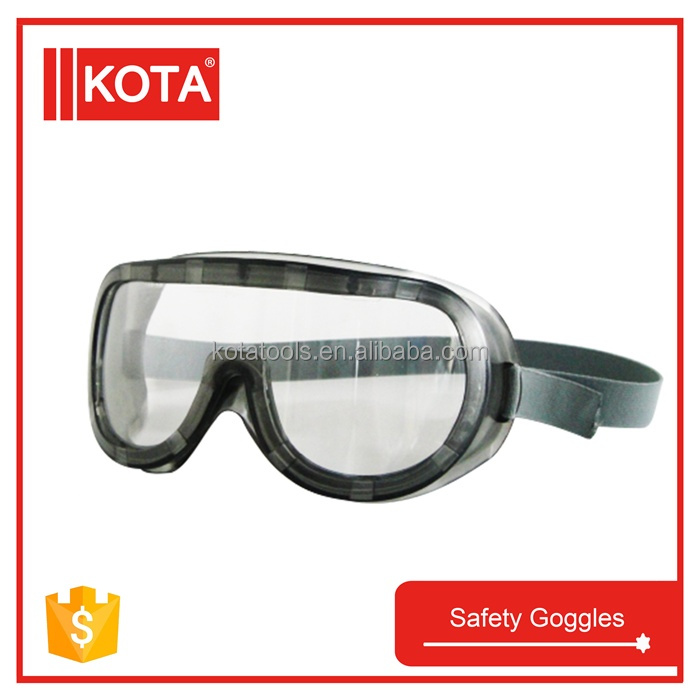 Eye Protection Anti-Fog Lens Safety Goggles , Safety Glass
