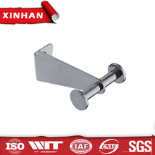 sanitary ware stainless steel wall mounting toilet hotel kitchen double hook