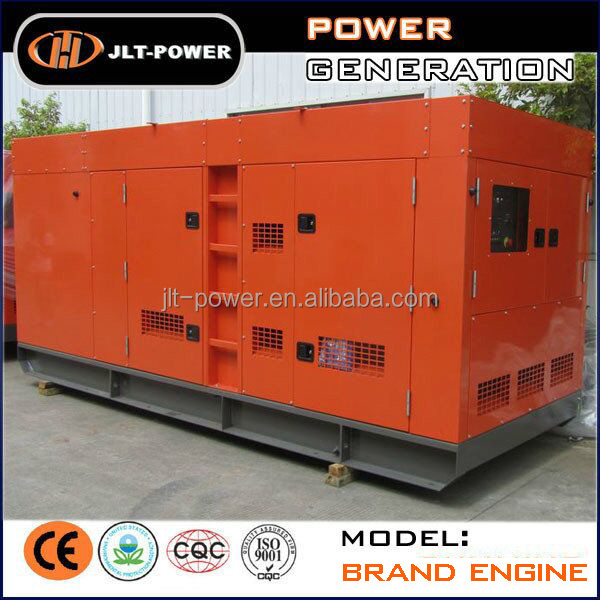 Economic Cost on Fuel from 6BTAA5.9-G12 Diesel Engine 150kVA 120kW Power Generator