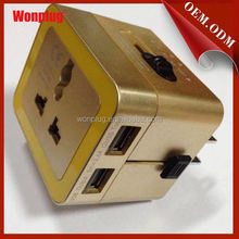 5% Discount Wholesale universal lighter adapter plug