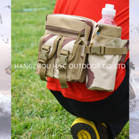 Multifunctional durable Waist Bag Waterproof Military Waist Bags with mobile phone