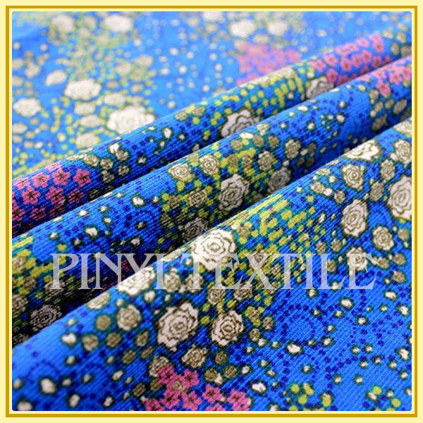 new style pre quilted cotton fabric fabric for shirts