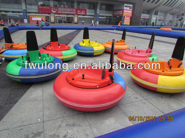Inflatable Bumper Car For Cement Concret Ice Sand Grass Or Any