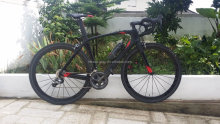 Cheapest Chinese Complete Carbon Bike Carbon Road Bike Complete Manufacturer