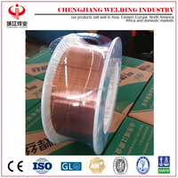 Direct supplies low price aws a5.18 MIG welding wire materials 0.8mm from China factory