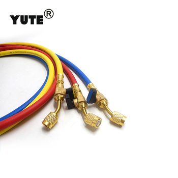 YUTE sae j2888 air condition hvac hoses and fittings for r410