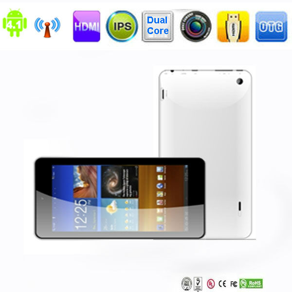 Best price dual core android tablet 7 inch