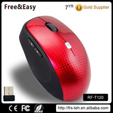 Latest drivers USB mini wireless mouse optical for laptop pc