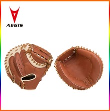 Professional 33.5'' Baseball gloves catcher's mitt Custom Baseball Gloves hand made