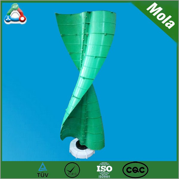 Hot Sale 100W 200W 300W Low Noice Small Vertical Wind Turbine Durable Portable Mini Vertical Axis Wind Generator