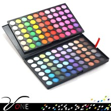 Contouring makeup,120 color custom logo eye shadow palette