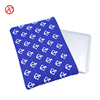 Artistic printing ship anchor polyester computer sleeve laptop bag felt tablet cover