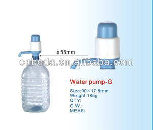 mini pump hand drink water pump