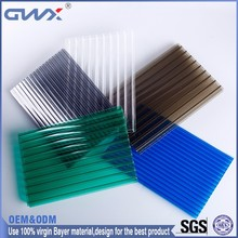 Four-Wall PC Sheet/Lexan Multilayer Polycarbonate Sheets