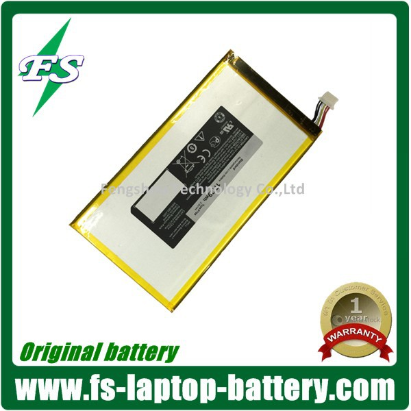Hot sale 3.8V Genuine replace tablet battery for DELL VENUE 7 T01C 3740 TABLET P708 android tablet replacement battery