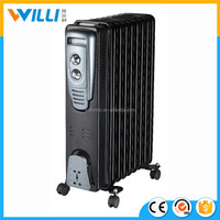 WL-R Home appliances electric oil heater, With turbo fan home appliances brands