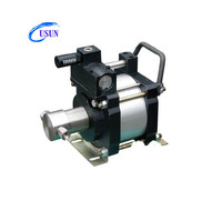 Widely used USUN Model:UG28 224 Bar Output pneumatic pulsating water pump