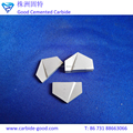 2018 Hot Sale YG6/YG8 Cemented Carbide Brazed Cutter Tips for Various Used