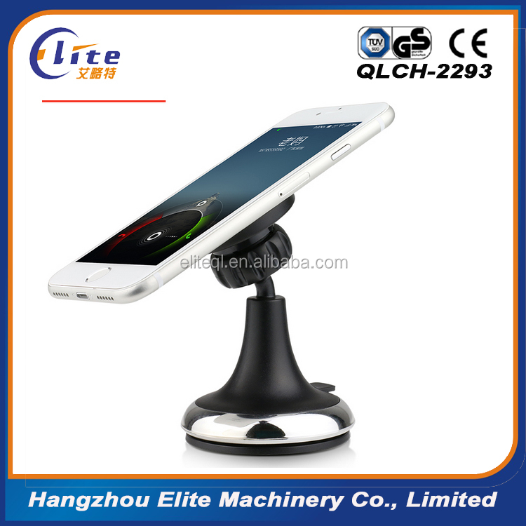 360 degree rotation universal magnetic car cell phone holder air vent magnet mobile mount and for dashboard