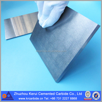Good Quality High Density Tungsten / Cemented Carbide Sheet Made Of Raw Materials