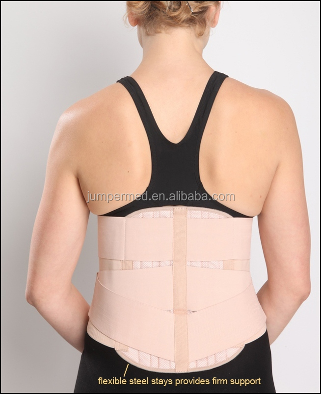 Customization Healthcare Mesh Lumbar Belt/Waist Support/Back Brace