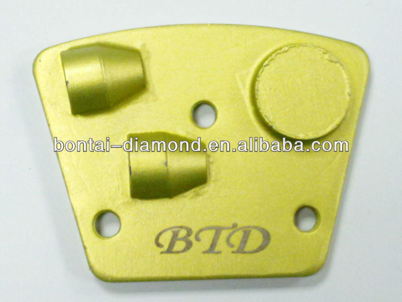 PCD Grinding shoes diamond tools