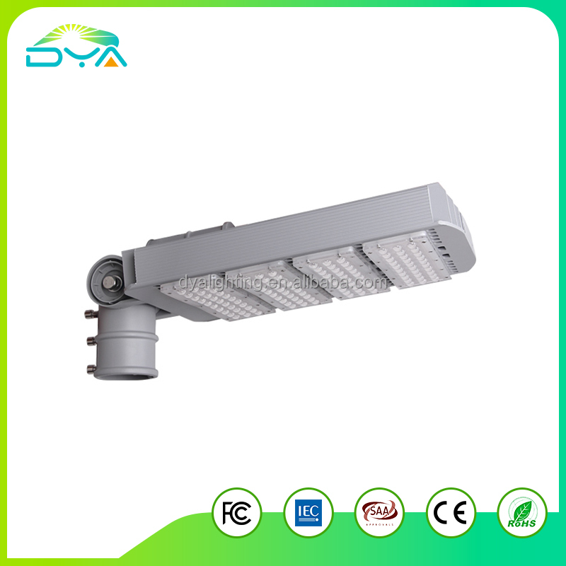 180 degree Rotatable smd 3030 street light 200W