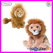 D298 The King of Forest Lion Mighty Animal Toy Stuffed Lion Plush