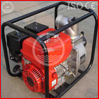 Factory 6 inch farm irrigation movable diesel water pump
