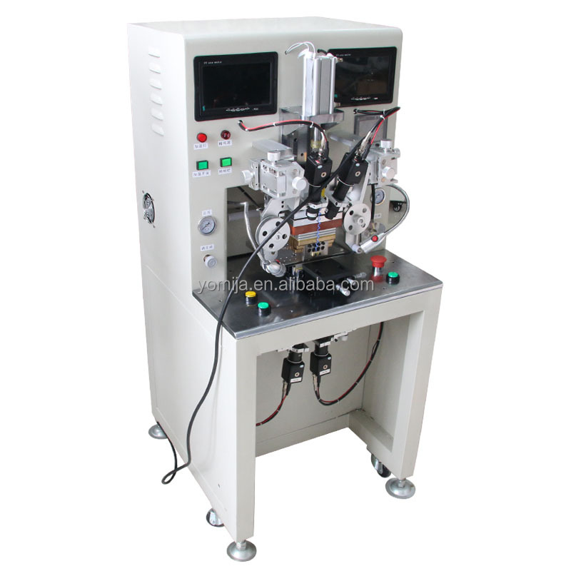 CE certificated pulse hot pressing machine for flex cable refurbish