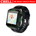 Cheapest IP67 Waterproof WiFi smart watches Android 6.0 4G Smart Watch Phone