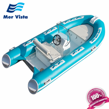 Small Rib Ce Indonesia 4 Person Man Used Rigid Inflatable Boat For Sale