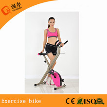 Indoor Magnetic Exercise Bikes Commercial Upright Bikes Magnetic Trainer