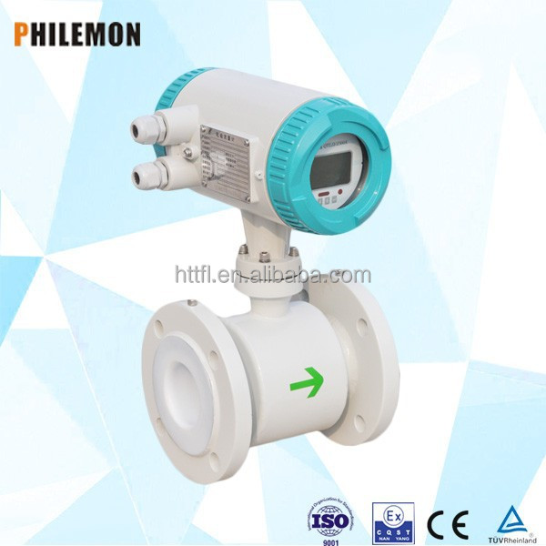 cheap sea water flow meter electromagnetic made in china