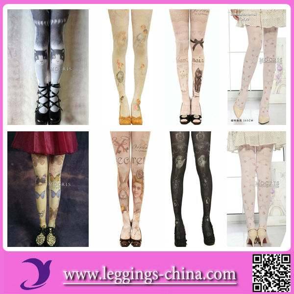 2014 Newest Design Women In Tights Pictures