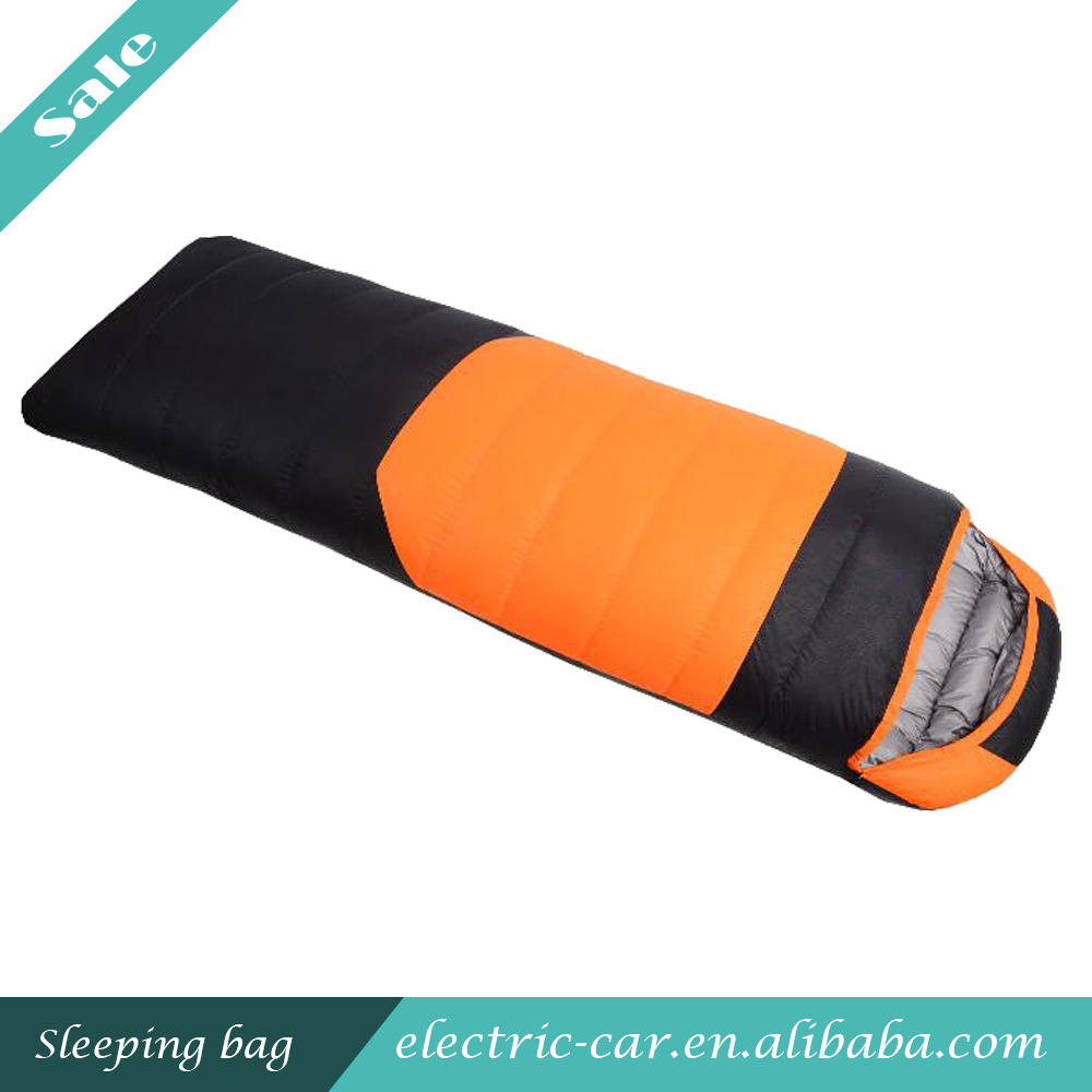 Mountain Climbing Adult Duck Down Sleeping Bag for Camping