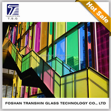 Factory Price Laminated Glass Panels For Building Curtain Wall