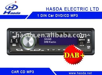 CAR DAB+ DVD RADIO USB/SD BLUETOOTH ONE DIN player FOR universal car